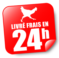Poulet de Bresse Thibert Montagny pres Louhans