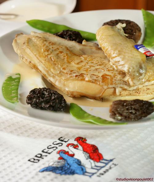 Producteur Poulet de Bresse Bourgogne